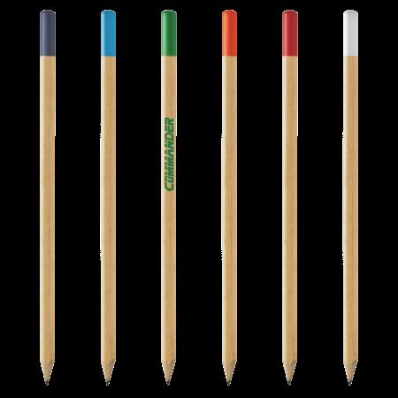 GAROS potlood met gekleurde top