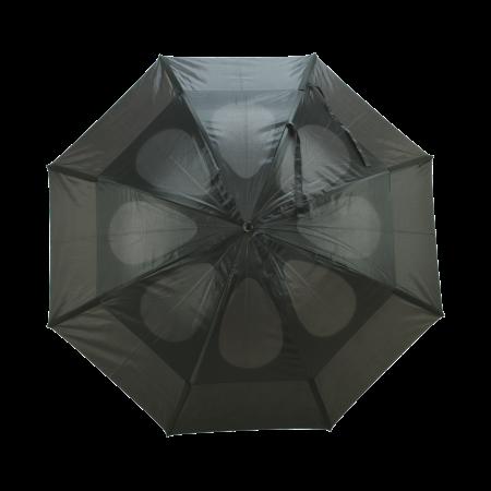 Paraplu dubbellaags windbreker polyester P-190Tsample