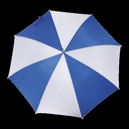 Paraplu automaat gekleurde banen polyester P-190Tsample