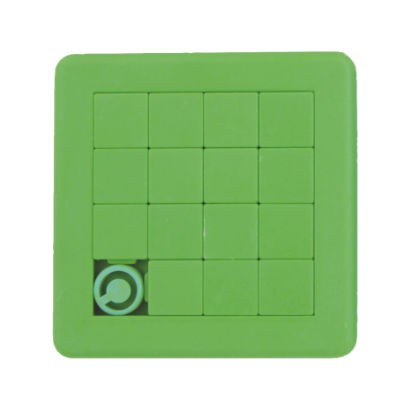 Schuifpuzzel vierkant 75x75 mm TAMPONPRINT