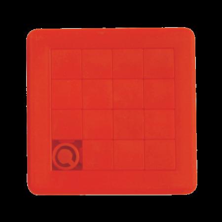 Schuifpuzzel vierkant 75x75 mm TAMPONPRINTsample