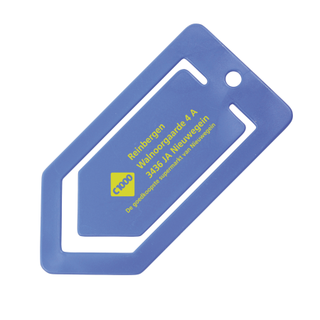 Papierclip pijl Mega 150 mmsample
