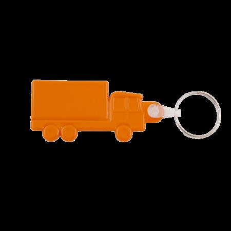 Kunststof sleutelhanger Truck