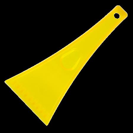 IJskrabber transparantsample