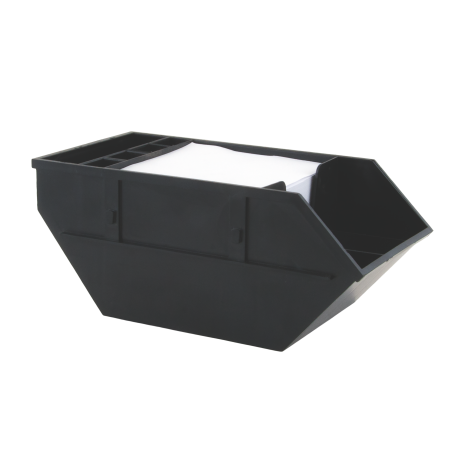 Memohouder Containersample