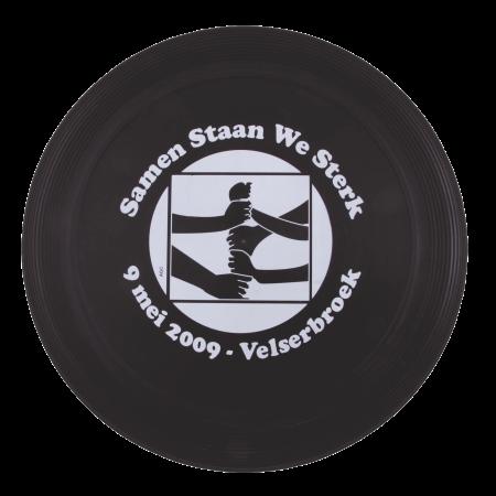 Frisbee 210 mm met ringensample