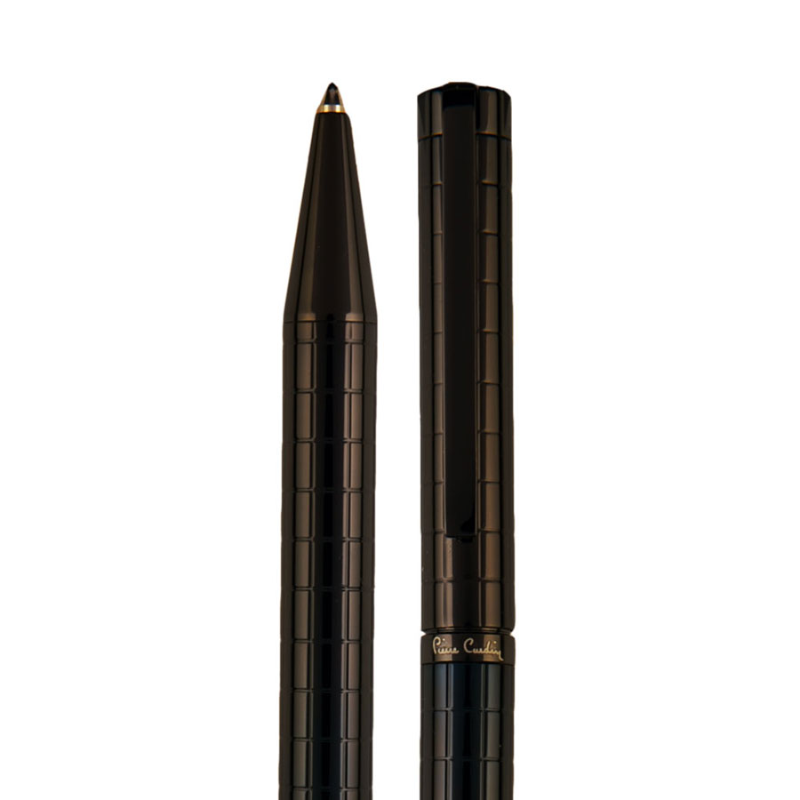 Pierre Cardin ESPACE metalen draaibalpen zwart
