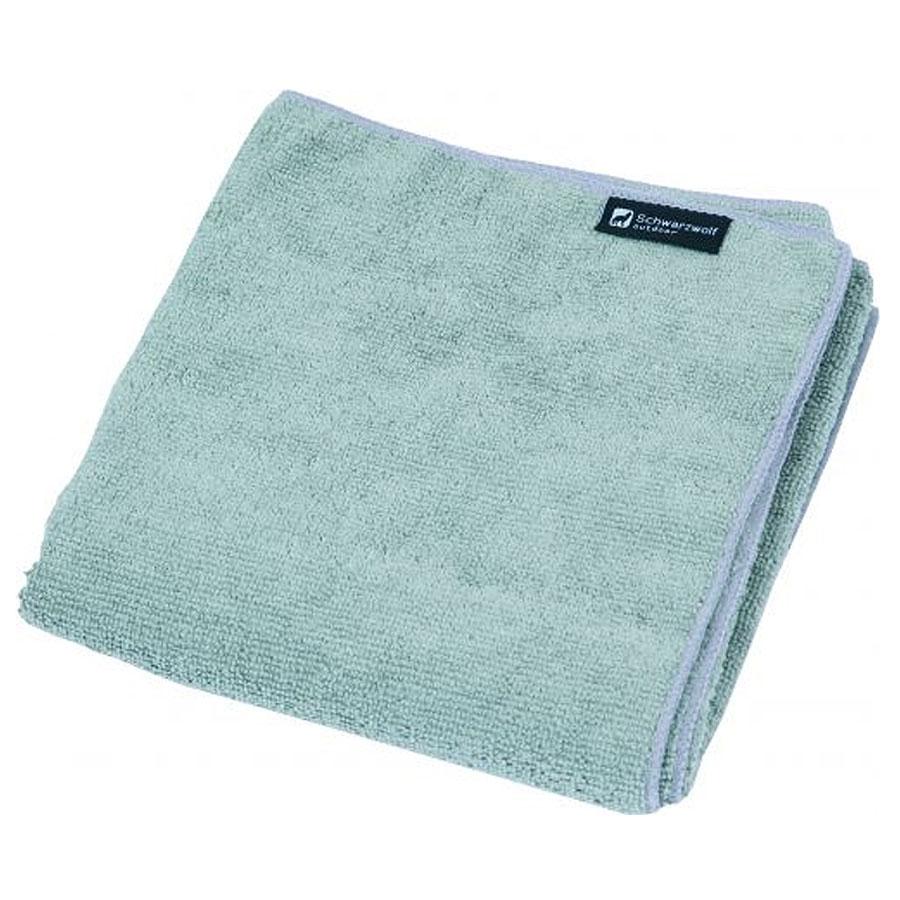 Schwarzwolf LOBOS outdoor-handdoek van microfiber