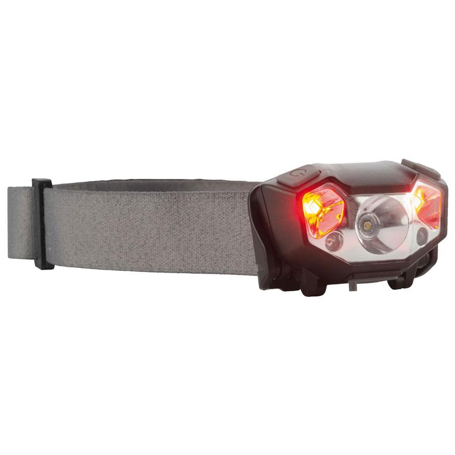 Schwarzwolf MINO oplaadbare hoofdlamp met XPE-Diode