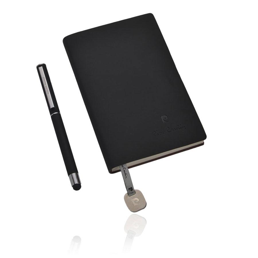 Pierre Cardin ARLAS set een DIN A6 notitieboek en rollerbal