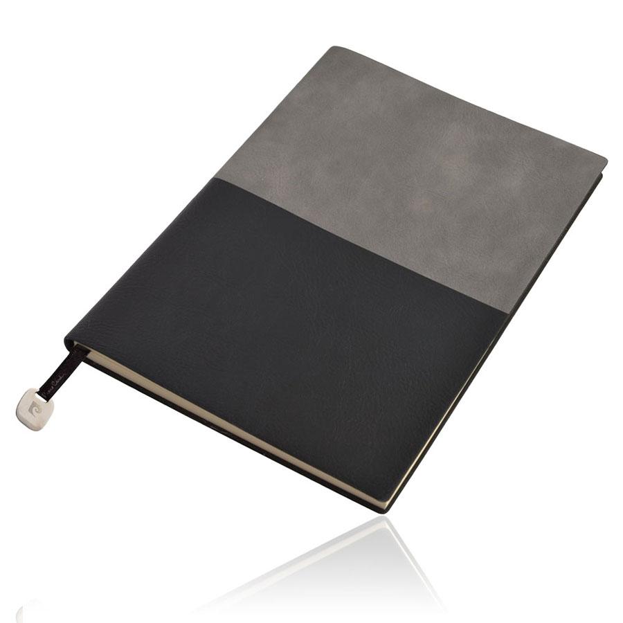 Pierre Cardin REPORTER luxueuze 2-kleurig notitieboek